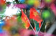 Hanoï bien décorée pour les célébrations de la Fête nationale