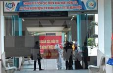 COVID-19: Dissolution de l'hôpital de campagne de Hoa Vang à Da Nang