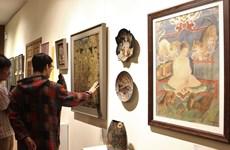 Une exposition d'art vise à hériter de la quintessence des estampes de Hang Trong à Hanoï
