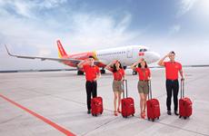 """Vietjet reconnue comme """"Transporteur à bas prix de l'année"""" pour le transport de marchandises"""