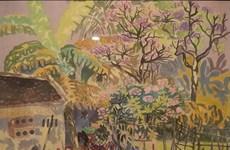 Plus de 200 tableaux précieux offerts à Da Nang par un collectionneur japonais