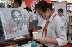 Ouverture de la 8e Journée nationale du livre à Ho Chi Minh-Ville