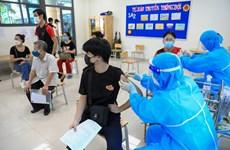 COVID-19: le Vietnam prévoit de vacciner pour toute la population âgée de plus 5 ans en 2022