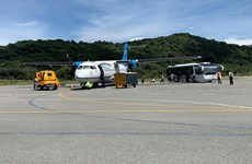 Vietnam Airlines reprend la ligne reliant Ho Chi Minh-Ville à Con Dao