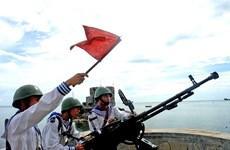 Des soldats en mission à Truong Sa améliorent leur capacité de défense