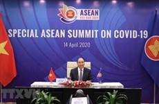 Le Sommet spécial de l'ASEAN sur la réponse au COVID-19