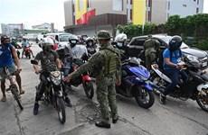 Les Philippines réinstaurent un confinement à Manille