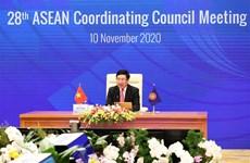 Le vice-Premier ministre Pham Binh Minh préside des réunions de l'ASEAN