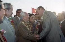 Vo Nguyên Giap, général légendaire du Vietnam et du monde