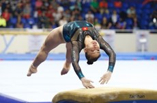 Le Vietnam aux Championnats du monde de gymnastique artistique 2021