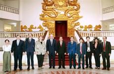 Le Vietnam et l'OCDE veulent renforcer leurs liens