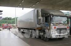 COVID-19 : proposition de transporter des marchandises via des portes frontalières