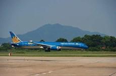 COVID-19 : Vietnam Airlines continue de transporter les passagers vietnamiens de retour d'Europe
