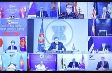 ASEAN 2020: la 53e conférence des ministres des AE de l'ASEAN tenue en ligne