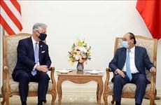 Le Vietnam et les États-Unis conviennent de renforcer leur coopération pour faire face aux défis