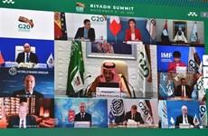 Sommet du G20 : l'OMC appelle à soutenir les pays en développement