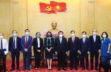 Création d'un centre de recherche Vietnam-Australie
