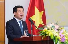 Le ministre de l'Industrie et du Commerce félicite la Chine pour sa Fête nationale