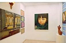 L'espace d'art Tân Hà Nôi accueille ses premiers visiteurs
