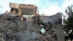 Séisme : messages de sympathie au Pakistan et à l'Afghanistan