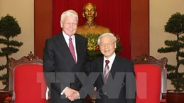 Vietnam et Islande renforcent leur coopération en tous domaines
