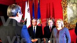 Promotion de la coopération entre le Vietnam et Malte