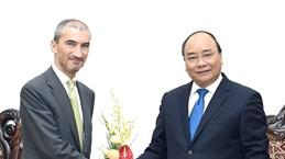 Le Premier ministre reçoit les ambassadeurs serbe et portugais