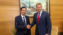 Hanoi veut renforcer les relations multisectorielles avec les pays européens