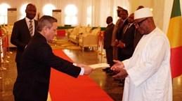 Le président malien souhaite renforcer la coopération multiforme avec le Vietnam