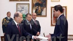 Le Liban souhaite intensifier ses bonnes relations avec le Vietnam