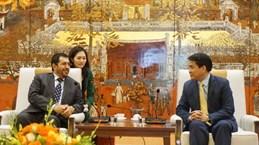 Oman veut promouvoir l'investissement à Hanoï
