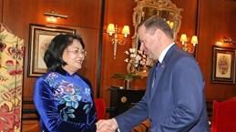 Renforcement de la coopération Vietnam-Lituanie