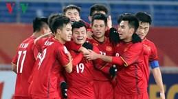 Football: félicitations du Premier ministre pour l'U23 Vietnam