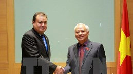 Le Vietnam souhaite renforcer la coopération avec la Micronésie