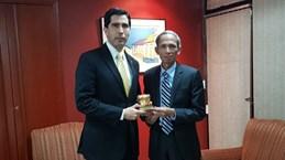 Le Vietnam et le Paraguay intensifient leur coopération