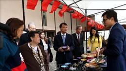 Célébration des 25 ans des relations diplomatiques Vietnam - Uruguay