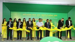 L'usine Nestlé Vietnam de Hung Yen va doubler sa production