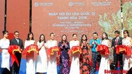 Ouverture de la foire touristique internationale de Thanh Hoa 2019