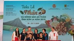 Ouverture de la Semaine des longanes et des produits agricoles de Son La