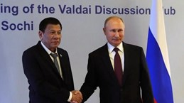 Les Philippines accordent la priorité à la coopération commerciale avec la Russie