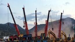 Plus de 1.460 milliards de dongs pour la construction d'un complexe portuaire à Ninh Thuan