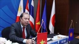 Conférence des experts d'Asie de l'Est sur la coopération en réponse au COVID-19
