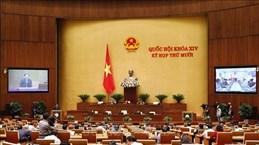 Plusieurs projets de loi devant l'Assemblée nationale