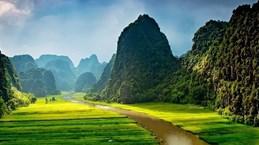 La beauté sauvage de Thung Nang dans l'ancienne capitale Hoa Lu à Ninh Binh