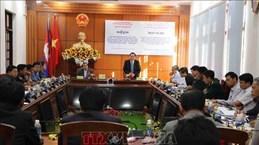 Dak Nong renforce sa coopération avec Mondulkiri (Cambodge)