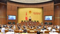 Ouverture des séances d'interpellation de la 8e session de l'Assemblée nationale