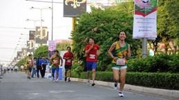 Plus de 2.000 sportifs en lice à un tournoi de marathon à Can Tho