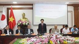 Des entreprises japonaises sondent l'environnement de l'investissement de Ha Nam