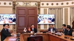 Hô Chi Minh-Ville et Busan vont mettre en place un groupe de travail intersectoriel