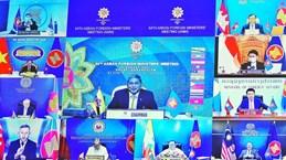 AMM-54: le Vietnam souligne la solidarité de l'ASEAN dans la lutte contre le Covid-19